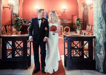 Get Married in Rome at Campidoglio Wedding Hall