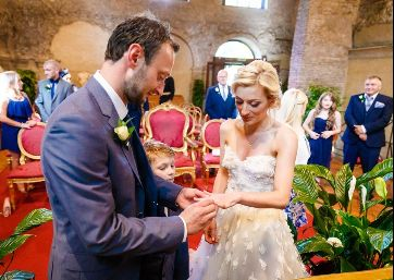 Get Married in Rome at Caracalla Wedding Hall