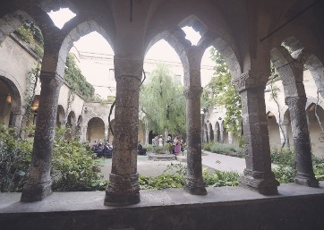 Get Married in Sorrento at The Cloister For Civil Weddings