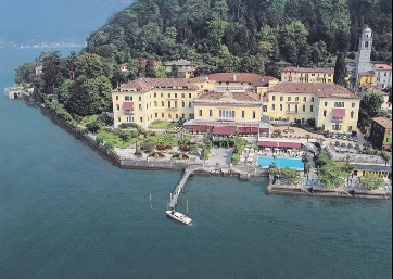 Get Married in Lake Como at Luxury Romantic Hotel By The Lake