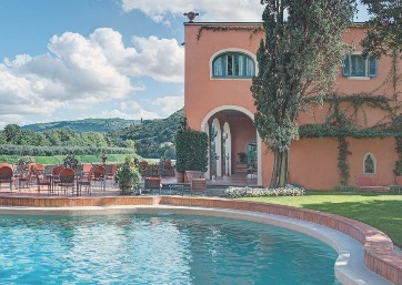 Get Married in Florence at Prestigious Villa