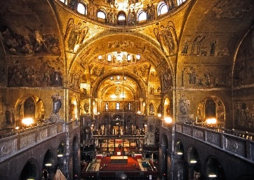Get Married in Venice at The Venetian Basilica