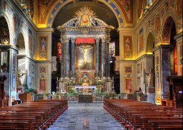 Get Married in Rome at Church of St Lawrence's at Lucina