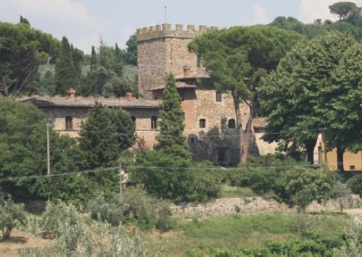 Get Married in Florence at Medieval Castle In The Heart of Tuscany