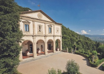 Get Married in Florence at Top Class Villa in Fiesole