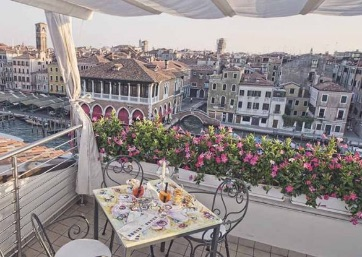Get Married in Venice at Venetian Palace on the Grand Canal