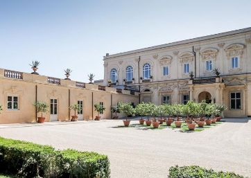 Get Married in Rome at 17th Century Villa with panoramic views
