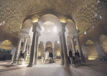 Get Married In Rome At Imperial Mausoleum