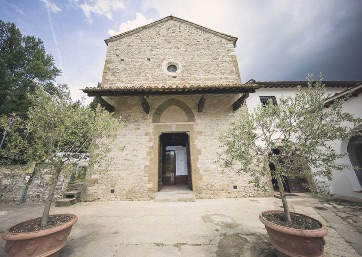 Get Married in Florence at Frescoed Chapel for Civil Weddings
