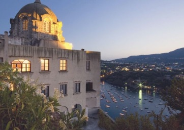 Get Married in Ischia at Medieval Castle on the Island of Ischia