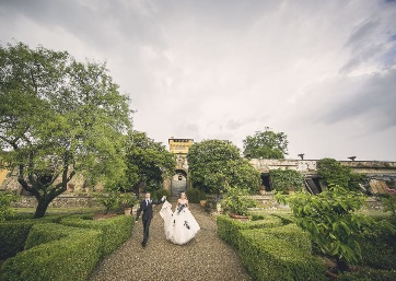 Get Married in Florence at 17th Century Villa 10 Minutes From Florence