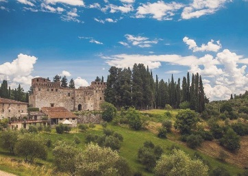 Get Married in Florence at XII Century Castle with Accommodation