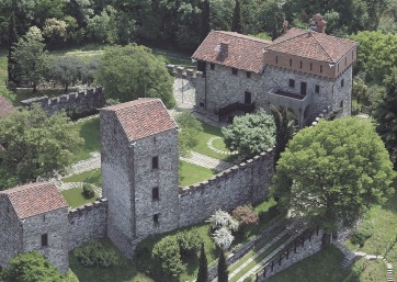Get Married in Lake Como at XII Century Castle in Lake Como