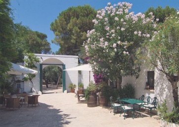 Get Married in Apulia at Charming Farmhouse & Olive Grove near Ostuni