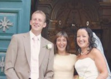 Gillian and Graham - 2008